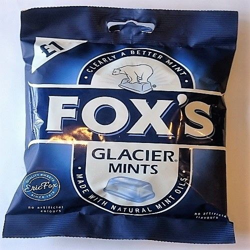 Fox's Glacier Mints (pack)