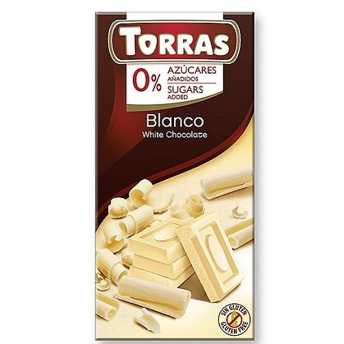 White Chocolate No Added Sugar
